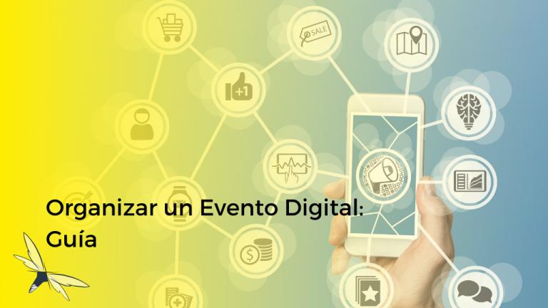 Organizar un evento digital. GUÍA