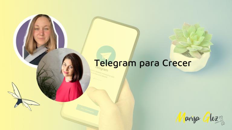 Telegram para crecer